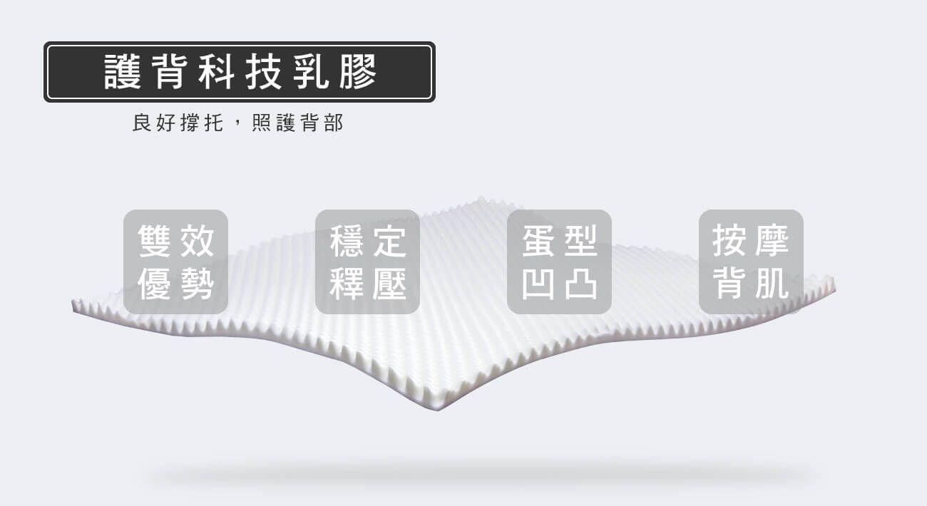 材質-護背科技乳膠